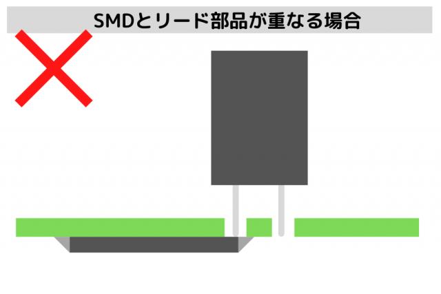 両面実装でSMDを置き換えVAVE提案