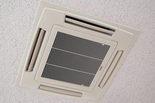家電メーカー向け、マルチエアコン用制御基板実装