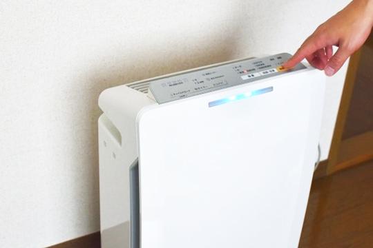 家電メーカー向け、空気清浄器用制御基板実装、ユニット品組立