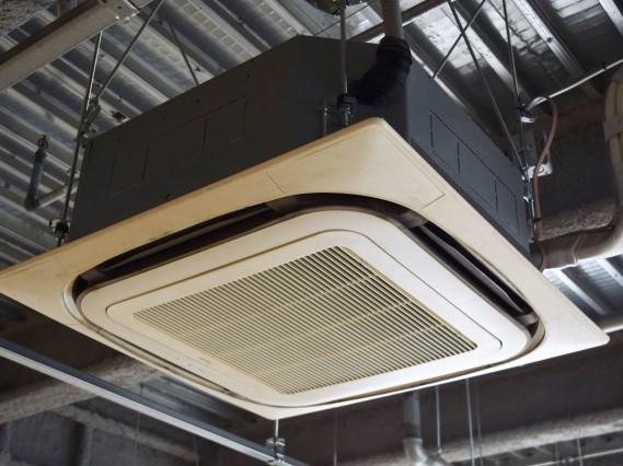 家電メーカー向け、エアコン集中操作ユニット用基板実装、ユニット品組立