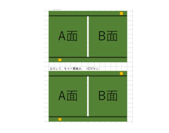 両面実装基板に於ける、裏表での切替を無くす