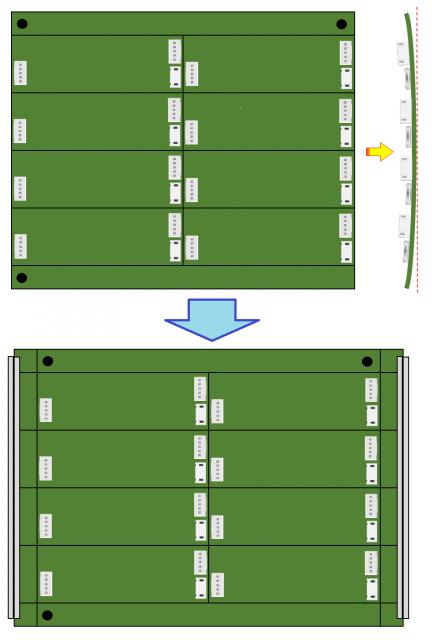 基板実装VA・VE フロー半田付け装置を想定した基板アートワーク設計の注意点