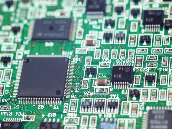 通信機器メーカー向け、FAX通信機器用基板実装