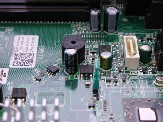 電機メーカー向け、低周波治療器用基板実装