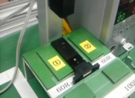 UV照射用の治具の製作で作業効率・品質改善