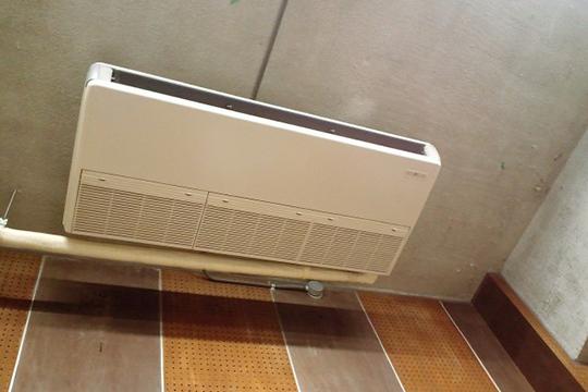 家電メーカー向け、吊り下げエアコン用制御基板実装