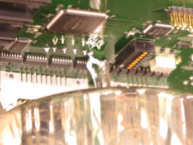 基板実装VA・VE ポイントディップを想定した設計の注意点