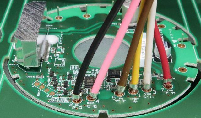 ポイントディップ×専用治具でドーナツ型基板 VAVE提案