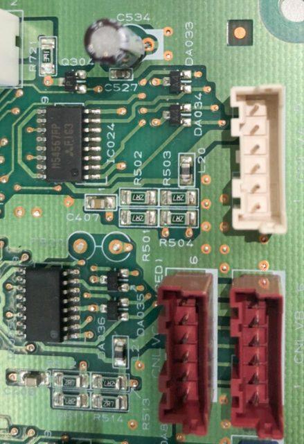 基板実装VA・VE コネクタの挿入間違いを防止