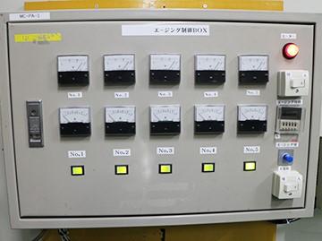 部品管理・品質検査・工程改善体制について